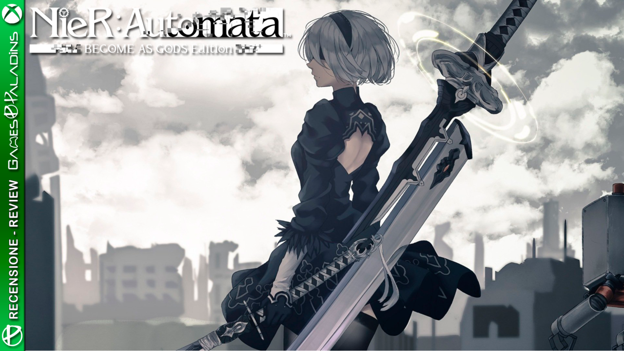 nier automata become as gods edition content