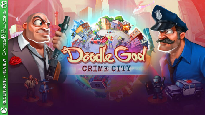 doodle-god-crime-city-recensione-review-giochi-xbox-one-x-4k-hdr-games-paladins