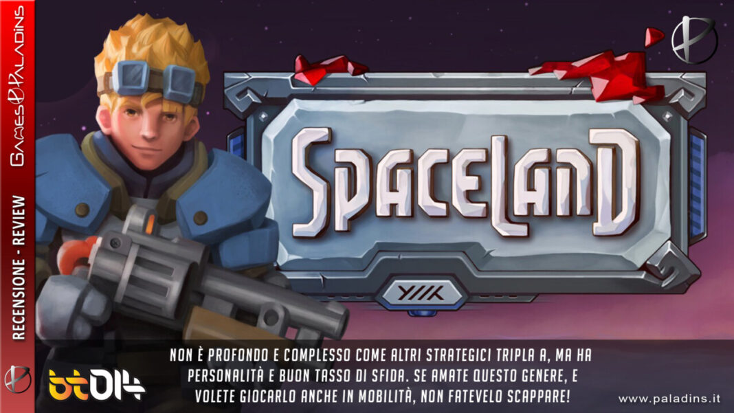 spaceland-recensione-review-nintendo-switch-giochi-games-paladins-nindies-indie