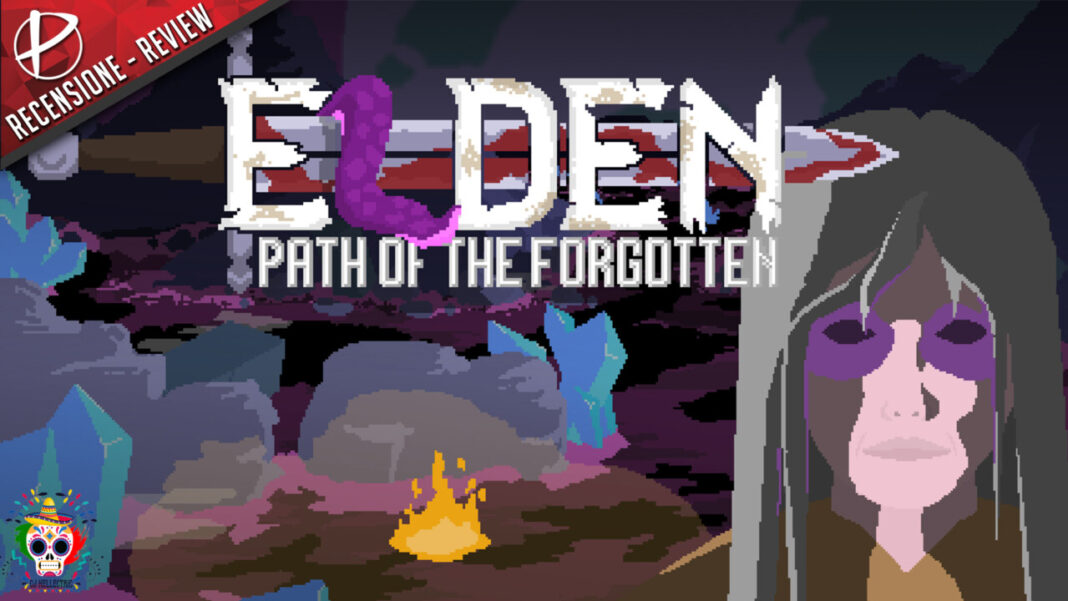 Elden Path of the Forgotten recensione review CJ Hellectric nintendo switch games paladins nindies indie free game demo.png
