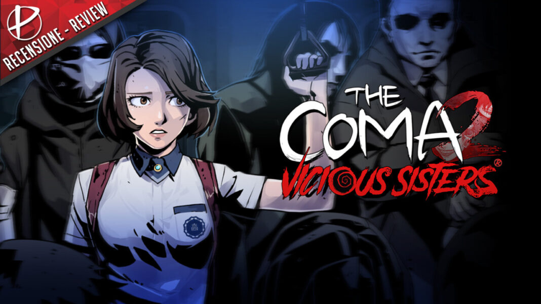 The Coma 2 Vicious Sisters recensione review xbox one series x games paladins indie free game demo
