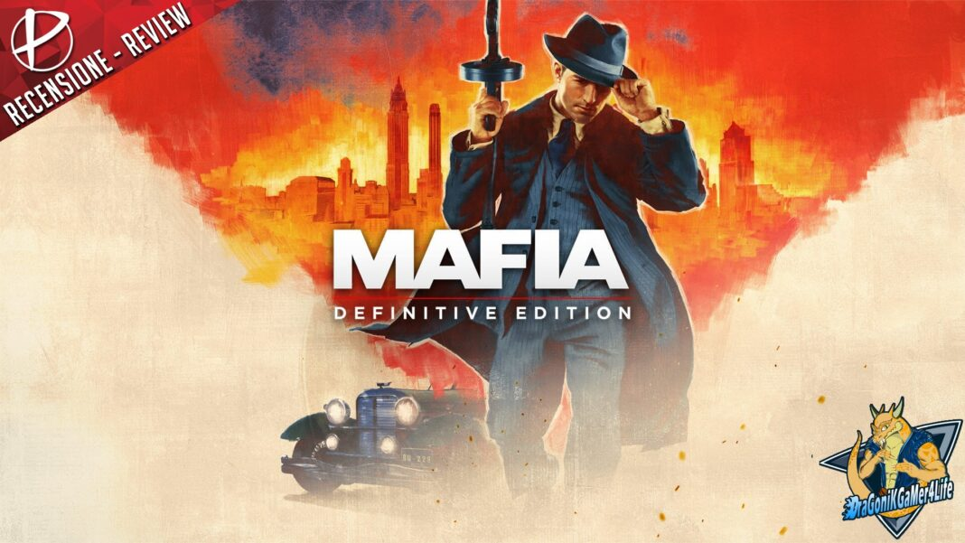 Mafia Definitive Edition recensione review Dragonik Gamer4Life xbox one series x games paladins indie free game demo