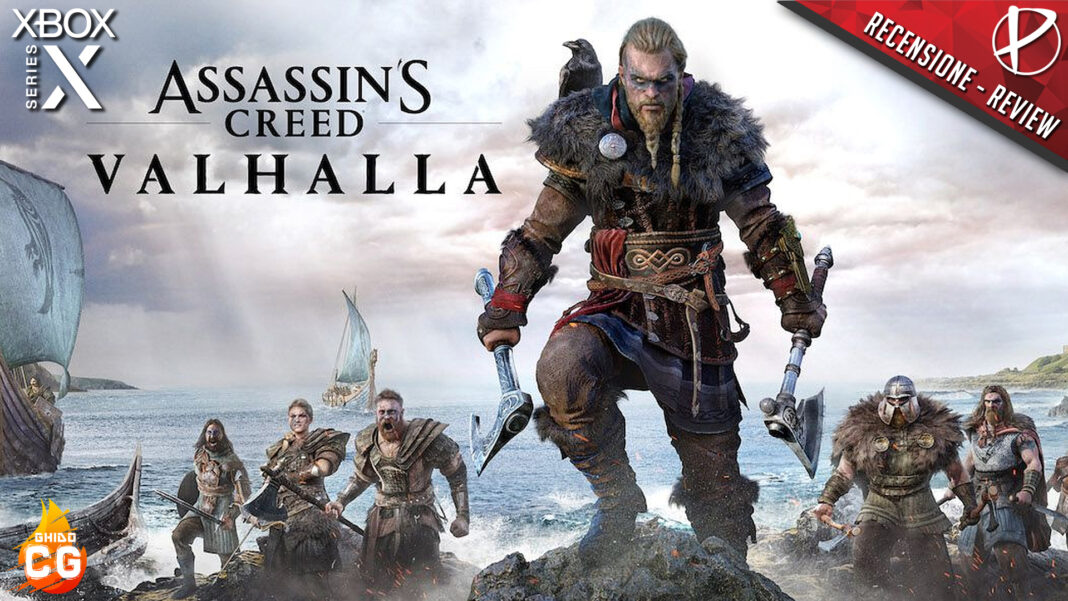 Assassin's Creed Valhalla recensione review Ghido85 Core Gamer xbox series x games paladins indie free game demo