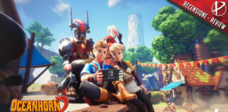 Oceanhorn 2 Knights of the Lost Realm recensione review Muan79 nintendo switch games paladins nindies indie free game demo