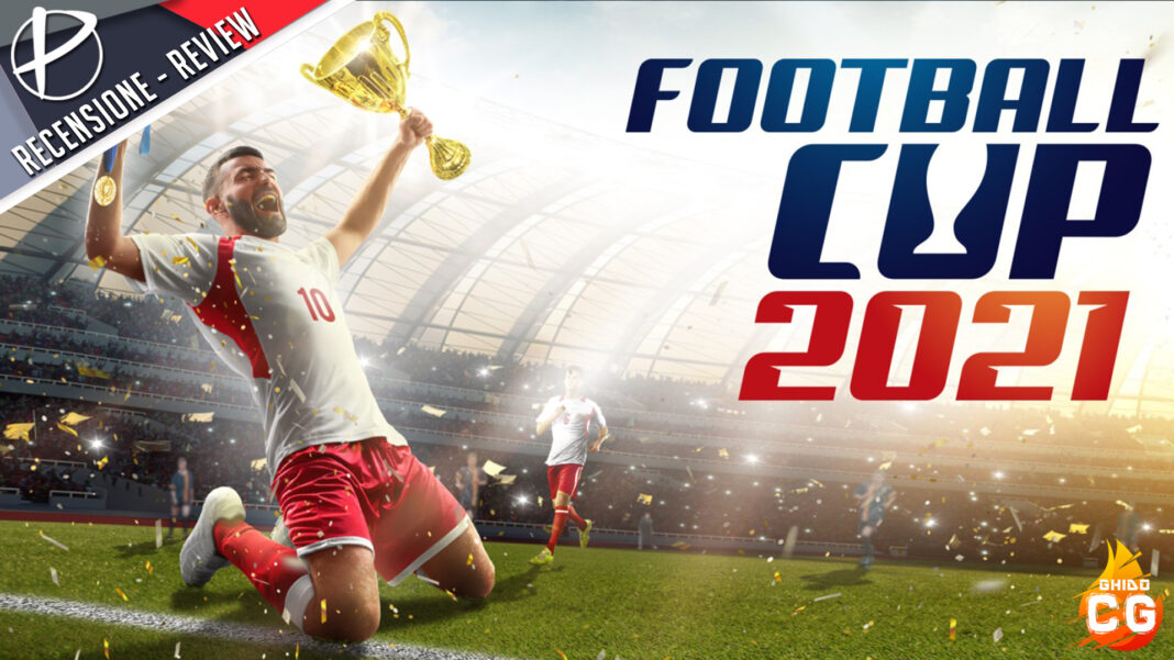 Football Cup 2021 recensione review Ghido85 Core Gamer nintendo switch games paladins nindies indie free game demo